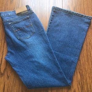 GLO Women's Wide Leg Jeans